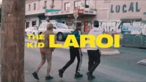 Video: The Kid Laroi - Nonstop (Remix)